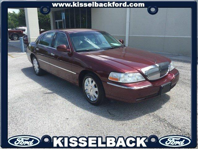 2003 lincoln town car cartier 4dr sedan for sale in saint cloud florida classified. Black Bedroom Furniture Sets. Home Design Ideas