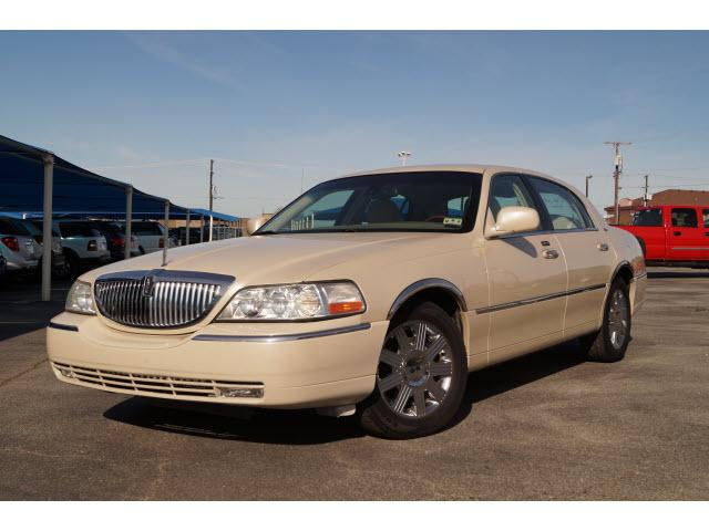 2003 lincoln town car cartier decatur tx for sale in decatur texas classified. Black Bedroom Furniture Sets. Home Design Ideas