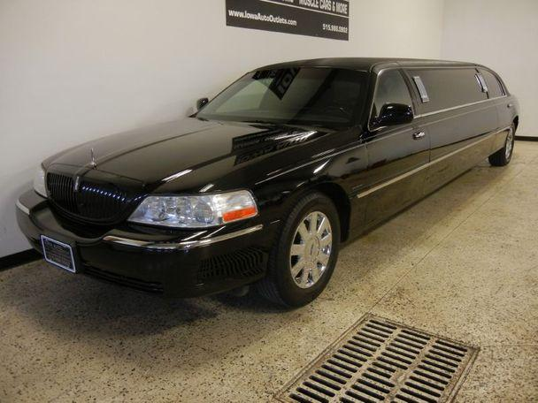 2003 Lincoln Town Car Limousine 19 995 For Sale In Grimes Iowa
