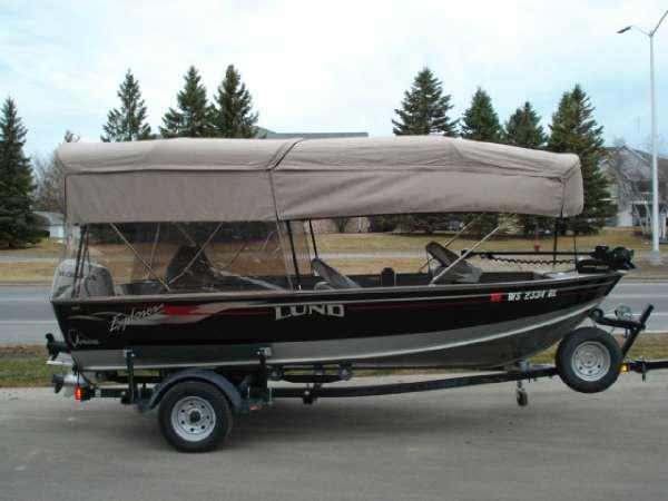 Lund Pro Boats Yachts And Parts For Sale In The Usa New And Used