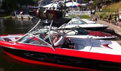 2003..,, Mastercraft ProStar 205...wakeboardski boat