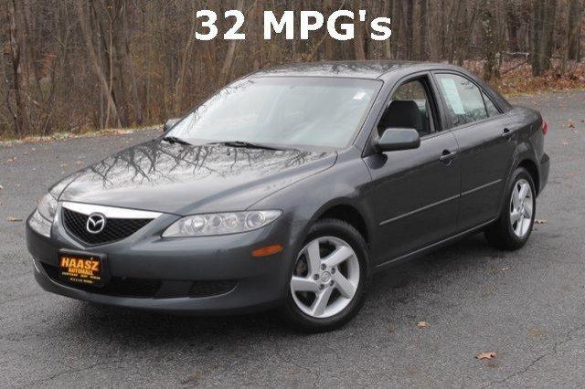 2003 Mazda Mazda6 I Ravenna Oh For Sale In Black Horse