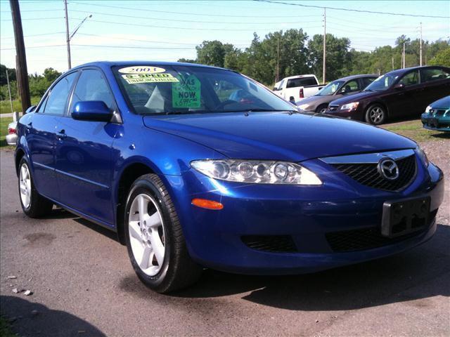 2003 Mazda Mazda6 I For Sale In Webster New York
