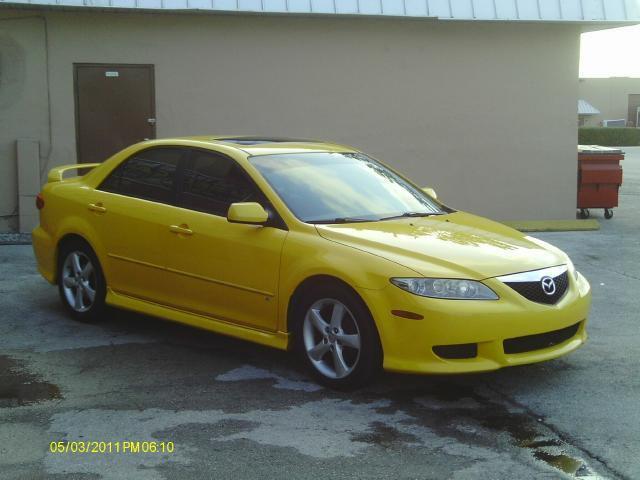 2003 Mazda Mazda6 S 2003 Mazda Mazda 6 Car For Sale In