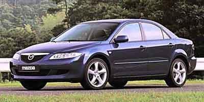 2003 Mazda Mazda6 s s 4dr Sedan V6
