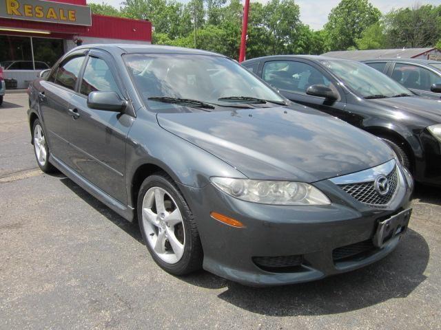 2003 Mazda Mazda6 Sedan For Sale In Darbydale Ohio