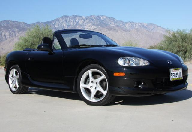 2003 Mazda Miata MX-5 For Sale In Palm Springs, California