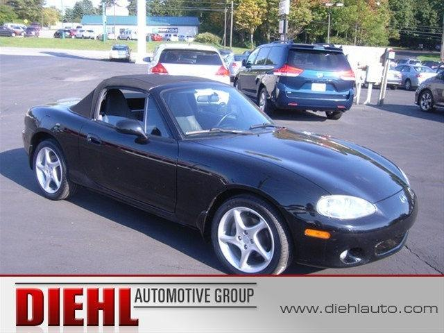2003 mazda miata mx 5 2003 mazda miata car for sale in butler pa. Black Bedroom Furniture Sets. Home Design Ideas
