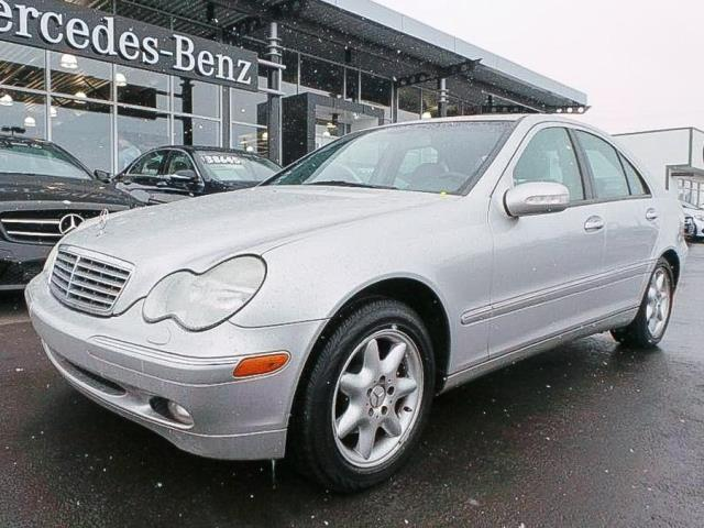 2003 mercedes benz c class c 240 c 240 4dr sedan for sale