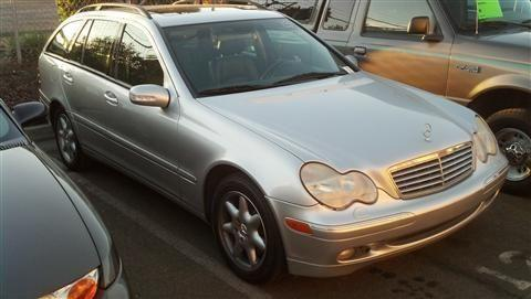 2003 mercedes benz c class wagon c240 4matic wagon 4d for for 2003 mercedes benz c240 wagon