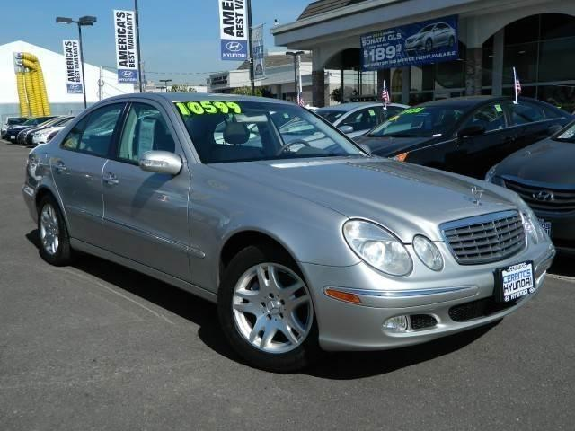 2003 mercedes benz e class e320 sedan 4d e320 sedan 4d for sale in artesia california. Black Bedroom Furniture Sets. Home Design Ideas
