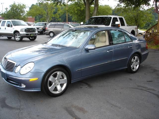 2003 mercedes benz e class e320 for sale in anderson for Mercedes benz 2003 e320