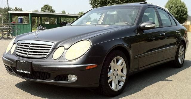 2003 mercedes benz e class e500 for sale in winchester. Black Bedroom Furniture Sets. Home Design Ideas