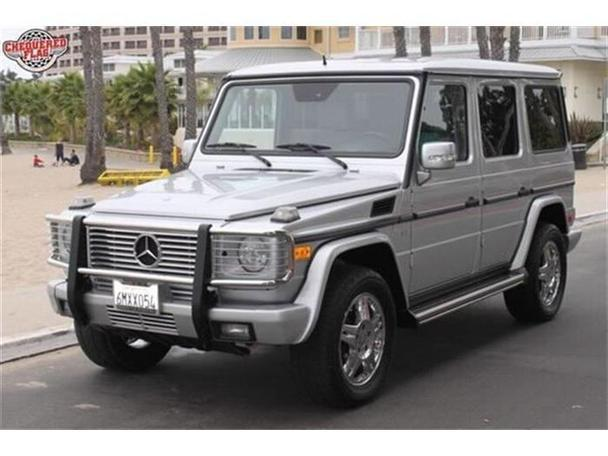 2003 mercedes benz g500 for sale in marina del rey for Mercedes benz marina del rey