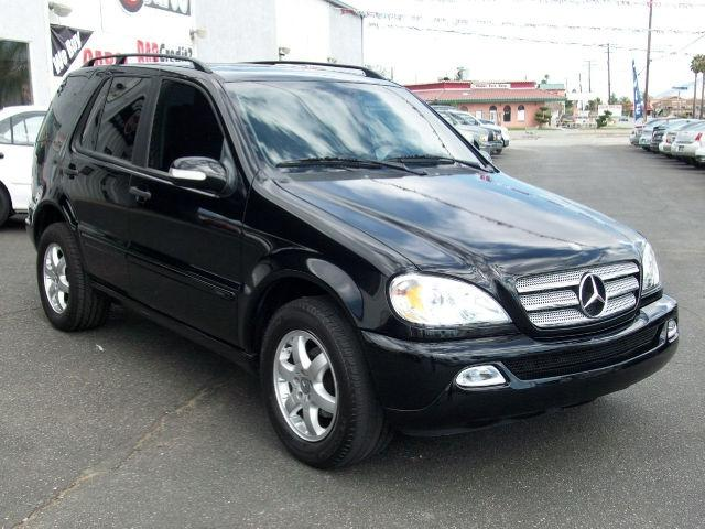 2003 Mercedes Benz M Class Ml350 For Sale In Banning