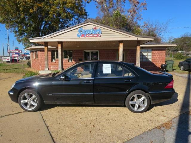 2003 mercedes benz s class s600 s600 4dr sedan for sale in for Mercedes benz tuscaloosa al