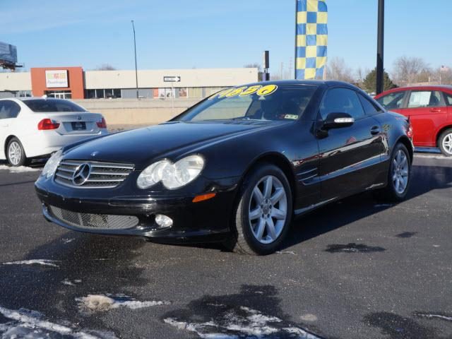 2003 mercedes benz sl class base wichita ks for sale in for Mercedes benz wichita ks
