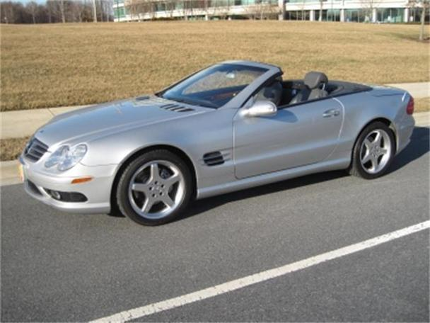 2003 mercedes benz sl500 for sale in sioux falls south for Mercedes benz 2003 sl500 for sale