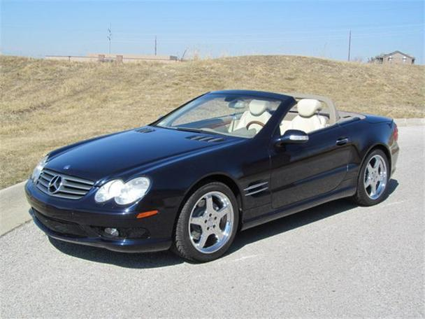 2003 mercedes benz sl500 for sale in omaha nebraska