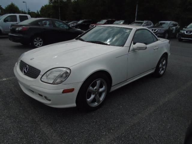 2003 mercedes benz slk slk 320 slk 320 2dr roadster for sale in dover delaware classified. Black Bedroom Furniture Sets. Home Design Ideas