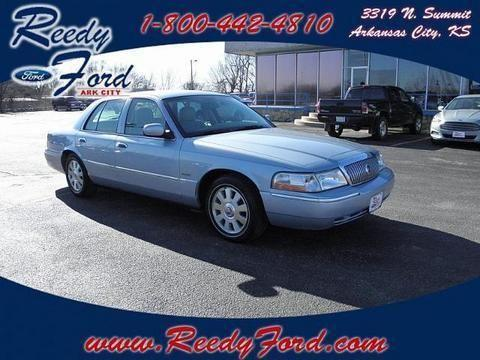 2003 MERCURY GRAND MARQUIS 4 DOOR SEDAN