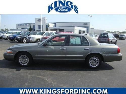 2003 mercury grand marquis 4dr car gs convenience for sale in symmes township ohio classified. Black Bedroom Furniture Sets. Home Design Ideas
