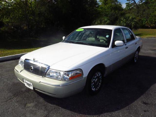 2003 mercury grand marquis 4dr sdn gs for sale in brooksville florida classified. Black Bedroom Furniture Sets. Home Design Ideas