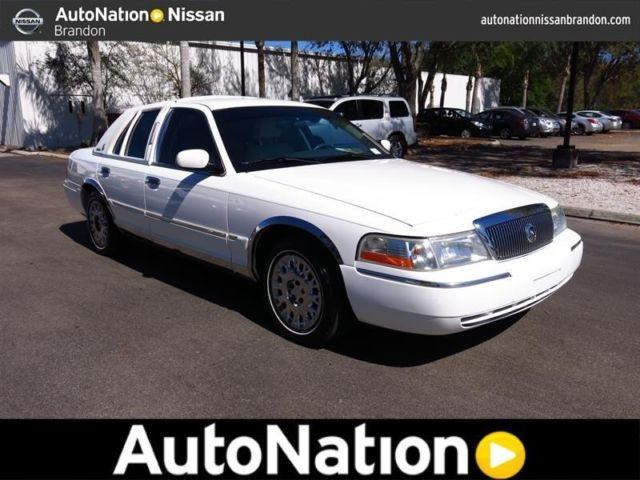 2003 mercury grand marquis for sale in tampa florida classified. Black Bedroom Furniture Sets. Home Design Ideas