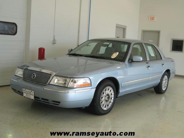 2003 mercury grand marquis gs for sale in urbandale iowa classified. Black Bedroom Furniture Sets. Home Design Ideas