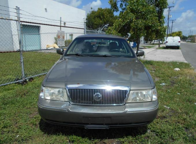 2003 mercury grand marquis gs for sale in golden isles florida classified. Black Bedroom Furniture Sets. Home Design Ideas
