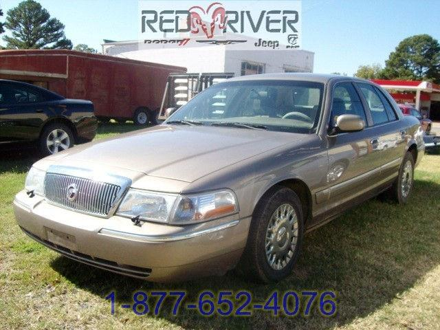 2003 mercury grand marquis gs for sale in heber springs arkansas classified. Black Bedroom Furniture Sets. Home Design Ideas