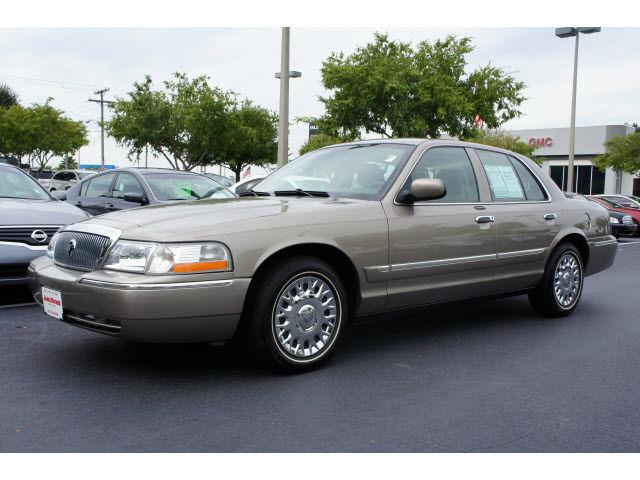 2003 mercury grand marquis gs for sale in tampa florida classified. Black Bedroom Furniture Sets. Home Design Ideas