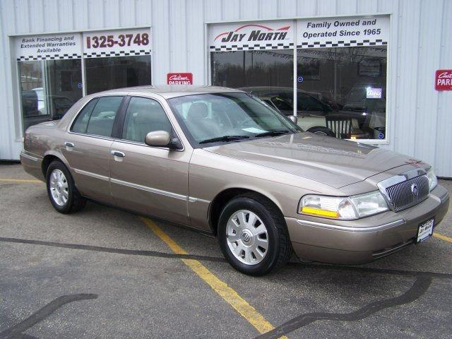 2003 mercury grand marquis ls for sale in springfield ohio classified. Black Bedroom Furniture Sets. Home Design Ideas
