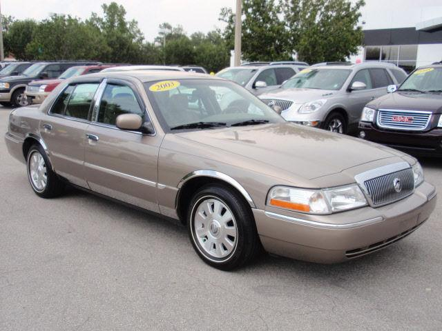 2003 mercury grand marquis ls for sale in ocala florida classified. Black Bedroom Furniture Sets. Home Design Ideas