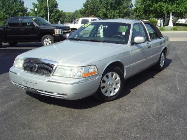 2003 mercury grand marquis ls for sale in germantown illinois classified. Black Bedroom Furniture Sets. Home Design Ideas
