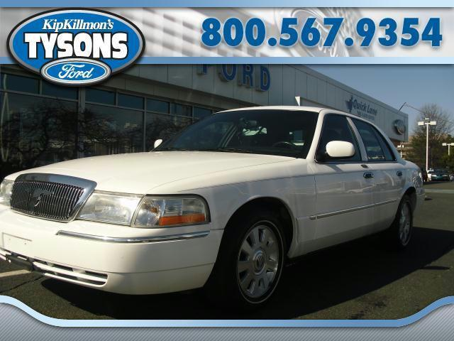 2003 mercury grand marquis ls for sale in vienna virginia classified. Black Bedroom Furniture Sets. Home Design Ideas