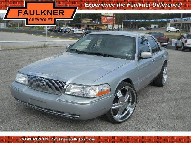 2003 mercury grand marquis ls for sale in pittsburg texas classified. Black Bedroom Furniture Sets. Home Design Ideas