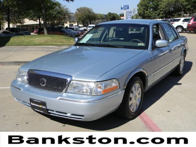 2003 mercury grand marquis ls for sale in fort worth texas classified. Black Bedroom Furniture Sets. Home Design Ideas
