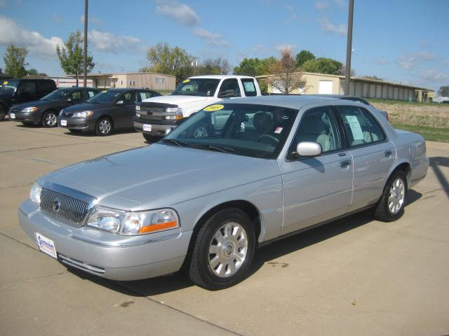 2003 mercury grand marquis ls for sale in west burlington iowa classified. Black Bedroom Furniture Sets. Home Design Ideas