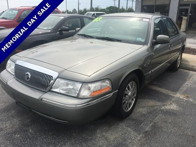 2003 mercury grand marquis ls premium ls premium 4dr sedan for sale in greenville south. Black Bedroom Furniture Sets. Home Design Ideas