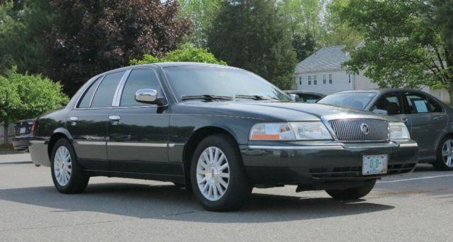 2003 mercury grand marquis lse for sale in portsmouth new hampshire classified. Black Bedroom Furniture Sets. Home Design Ideas