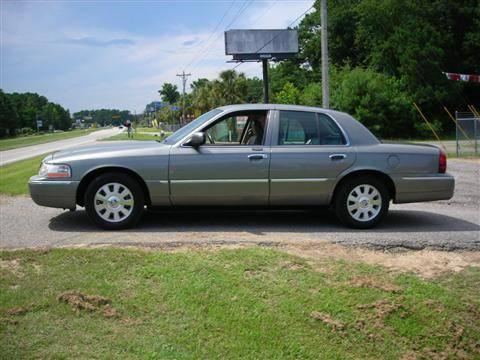 2003 mercury grand marquis sedan ls premium sedan 4d for sale in longs south carolina. Black Bedroom Furniture Sets. Home Design Ideas