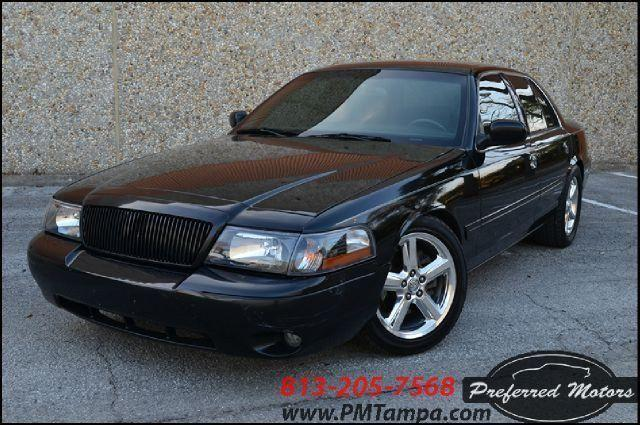2003 Mercury Marauder SVT Supercharger - Must See!!!