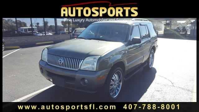2003 Mercury Mountaineer Base 4dr SUV