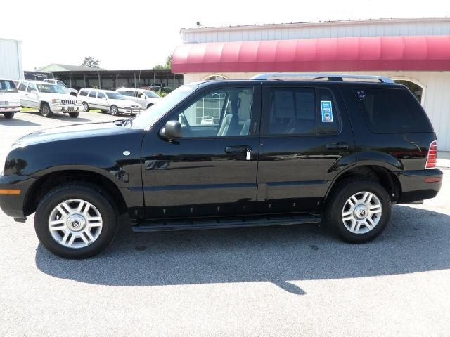 2003 mercury mountaineer premier for sale in cloverdale indiana classified. Black Bedroom Furniture Sets. Home Design Ideas
