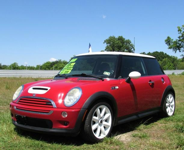 2003 mini cooper hardtop 2dr cpe s for sale in pasadena texas classified. Black Bedroom Furniture Sets. Home Design Ideas