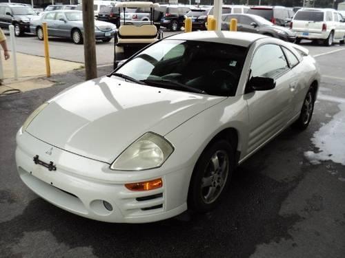 2003 mitsubishi eclipse 2dr car gs for sale in pensacola florida classified. Black Bedroom Furniture Sets. Home Design Ideas