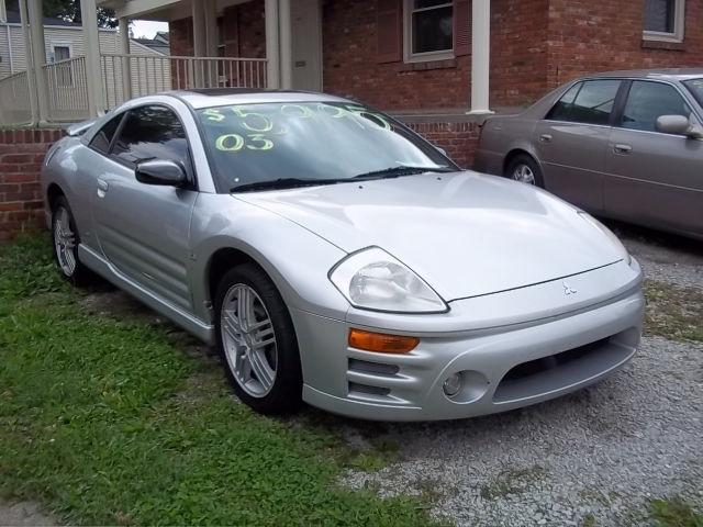 2003 mitsubishi eclipse gt for sale in louisville. Black Bedroom Furniture Sets. Home Design Ideas
