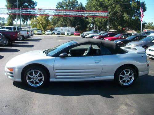 2003 mitsubishi eclipse spyder convertible gt for sale in decatur alabama classified. Black Bedroom Furniture Sets. Home Design Ideas