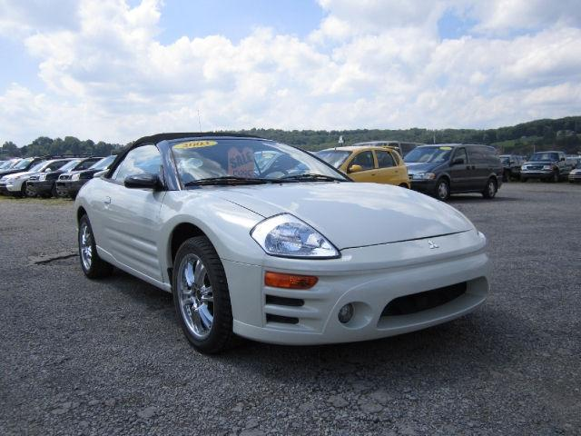 2003 mitsubishi eclipse spyder gs for sale in somerset pennsylvania classified. Black Bedroom Furniture Sets. Home Design Ideas